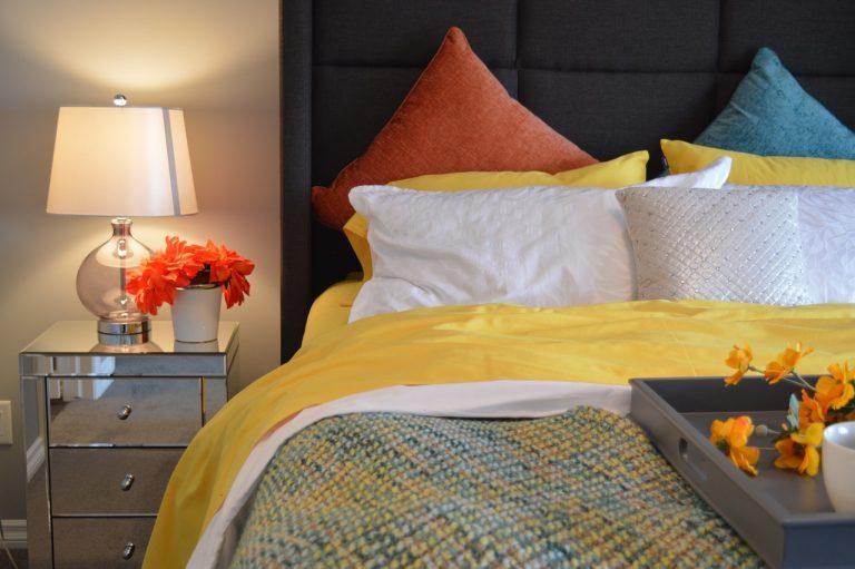 Dormitorio idoneo para descansar.