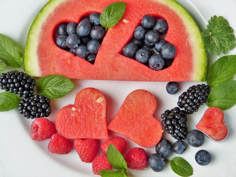 Recetas sorprendentes con frutas