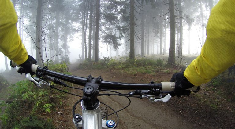 Escoger adecuadamente el tipo de bicicleta.