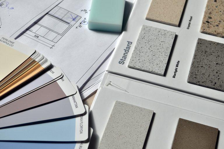 Cómo escoger el color de la estancia a pintar.